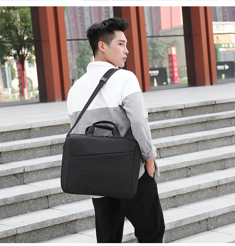 Porte Document Business Bag Side Bag for Men Leather Laptop Bag Office Bags for Men Briefcase Men Briefcase Women Sac Femme