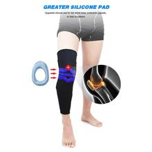 Outdoor Sports Fitness Running Elastic Knee Support Brace Leg Protection for Running, Basketball, Volleyball, Football Pads