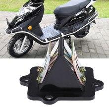 1 Pcs 오토바이 흡기 리드 밸브 공기 시스템 예비 부품 야마하 조그 50 조그 90 2 스트로크 엔진 ATV 쿼드 스쿠터 UTV 등