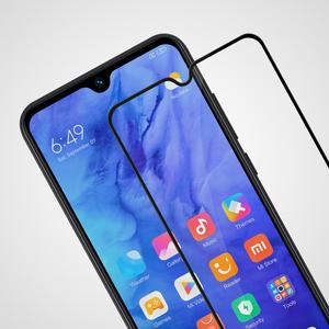 Image 2 - 2.5D arc cuvred For Xiaomi Redmi Note 8T Note8T Tempered glass Nillkin CP+ Pro Full screen protector Protective film Sticker