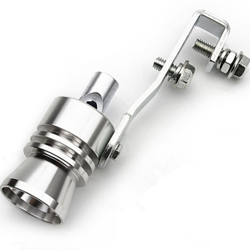 Car Turbo Sound Whistle Muffler Exhaust Pipe Auto Accessories For Audi A3 A4 A5 A6 A7 Q3 Q5 Q7 S3 S4 S5 S6 S7 S8 TT TTS RS4 RS6