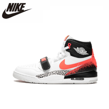 купить NIKE Air Jordan Legacy 312 NRG Storm Original Men Basketball Shoes Comfortable Lightweight  Sneakers #AQ4160 по цене 7784.48 рублей