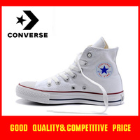 Original Converse Classic Unisex Classic Canvas Skateboarding High To Help Sneakers Comfortable for Men and Women Shoes