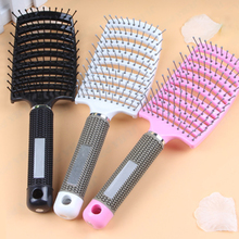 Hair Brush Comb Professional Hairbrush Women Tangle Hairdressing Supply Tool
