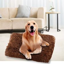 Rugs Calming-Mat Bed-Mat Pet-Bed Pets-Dog-Supplies Plush-Dog Soft Velvet for Modern Double-Layer