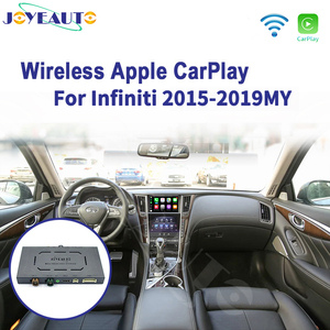Image 1 - Jogo airplay do carro de wifi do espelho do carro do andróide q60 q50l qx50 para a tela 2015 2019 de 8 polegadas de infiniti