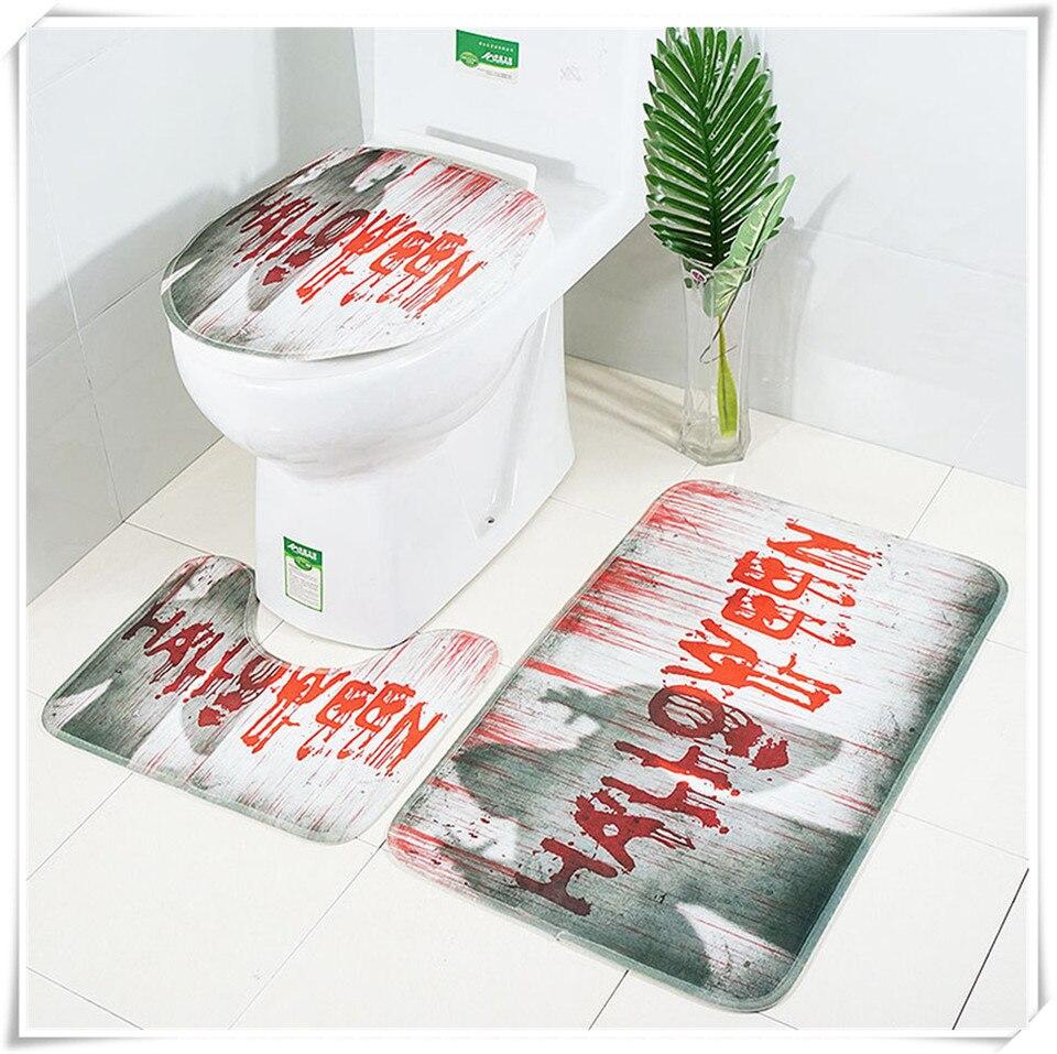 Halloween Bathroom accessories set xq10
