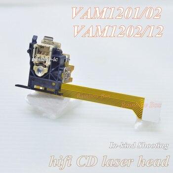 Новый и оригинальный VAM1202/12 лазерная головка CD VAM1201 CDM12.1 CD head