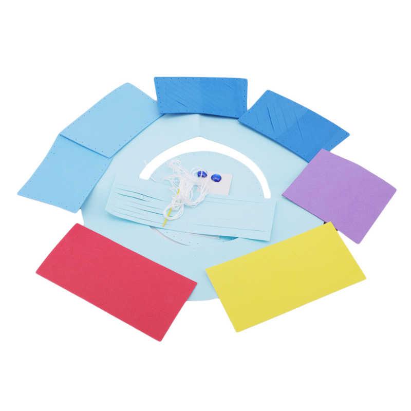 Montessori Sensorial หูฟังเสียงกล่องถังเด็กของเล่นเพื่อการศึกษาเด็ก