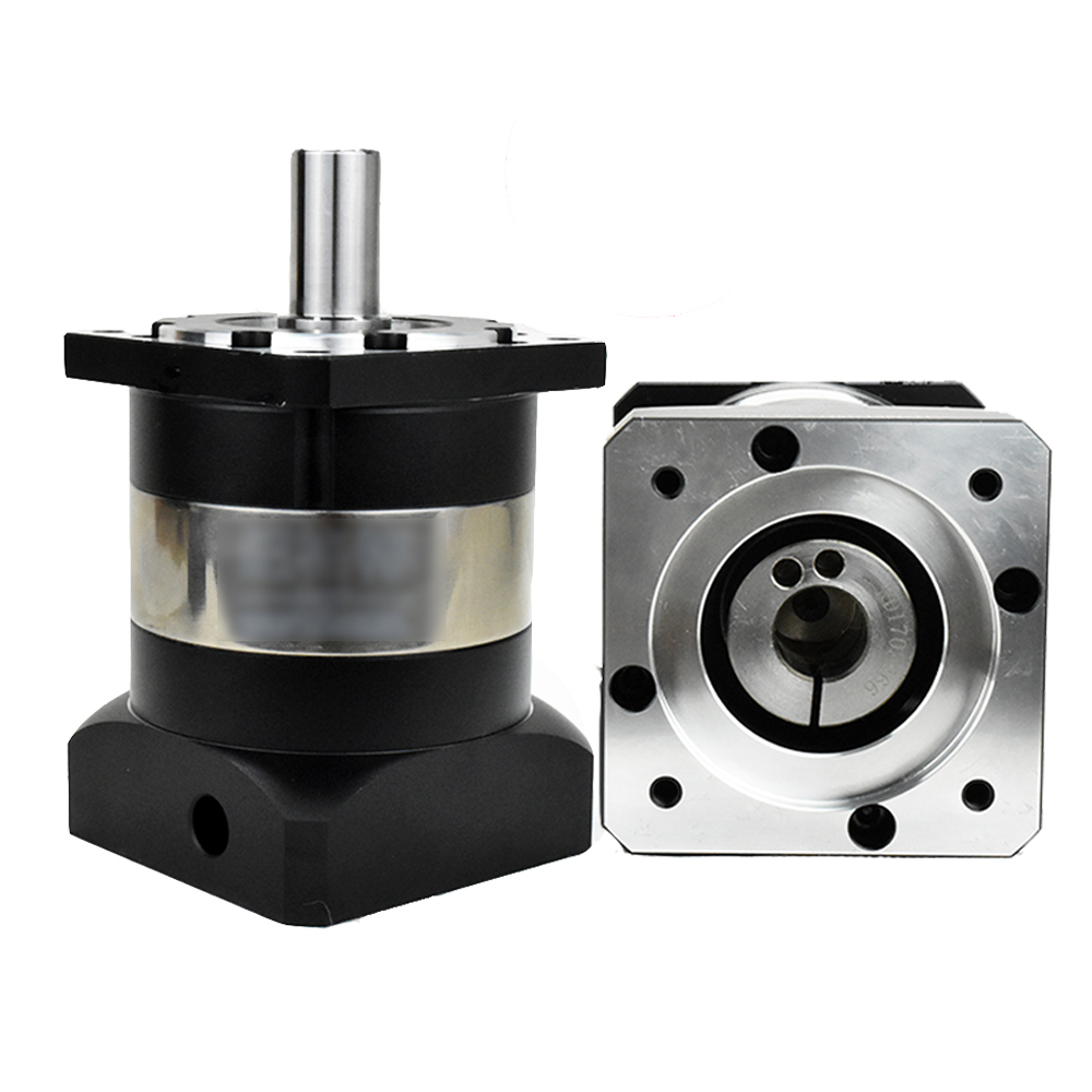 90mm Flange 15:1 Speed Ratio 15 Planetary Reducer 19MM  Input Shaft Gearbox Reducer for 750W 1 KW Servo Motor CNC