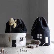 Nordic Стиль дом Бытовая сумка для хранения детских игрушек