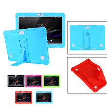 Case Universal Tablet for 10-10.1inch Android PC High-Quality Flexible Fixed-Frame Protective