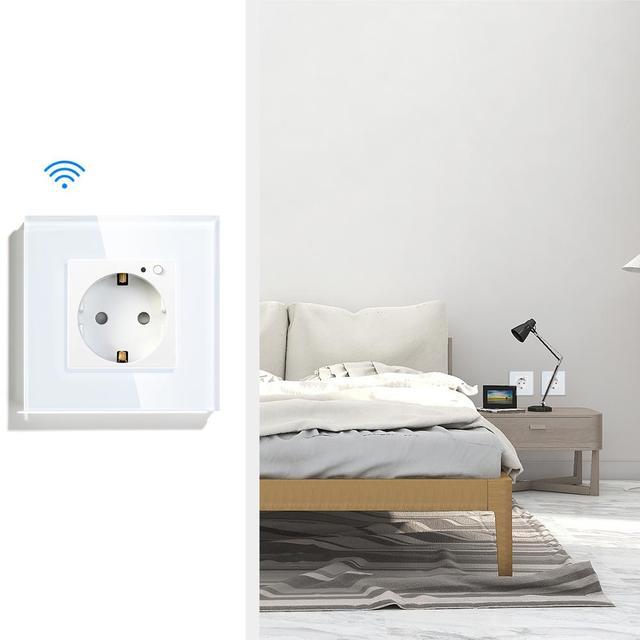 BSEED Wifi Steckdose Smart Home für Alexa und Google Home 6