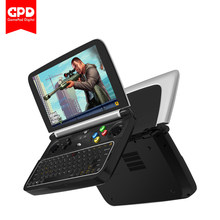 GPD WIN2 WIN 2 Windows 10 Laptop do gier Mini przenośny komputer Notebook intel core M3-8100Y 8 + 256GB 6 Cal ekran dotykowy ips nowość(China)