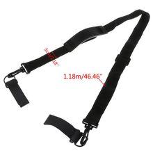 Fishing Rod Belt Carry Strap Band Portable Outdoor Tackle Shoulder Travel Holder