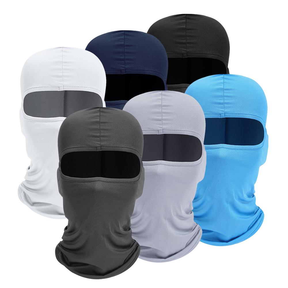 Gorro de Ciclismo de cara completa, cubierta facial para bicicleta, pañuelo para la cabeza, sombreros a prueba de viento, novedad