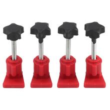 Uniwersalne złącze camlock uchwyt samochodowy narzędzie do blokowania rozrządu silnika zestaw zestaw do domowego metalu łatwo obsługiwać części tanie i dobre opinie CN (pochodzenie) Locking Tool Set Kit Cam Lock Holder red+ black