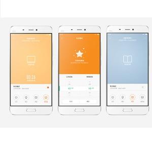 Image 3 - Stokta Xiaomi Akıllı LED Masa Lambası Karartma Okuma Işığı WiFi Desklight masa lambası 4 Aydınlatma Modları App Kontrolü Telefon App