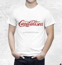 Détruire Le Capitalisme T-shirt-Capitalisme Chemise D'été Pour Hommes mode TeeComfortable T shirtCasual Manches Courtes TEE-SHIRTS