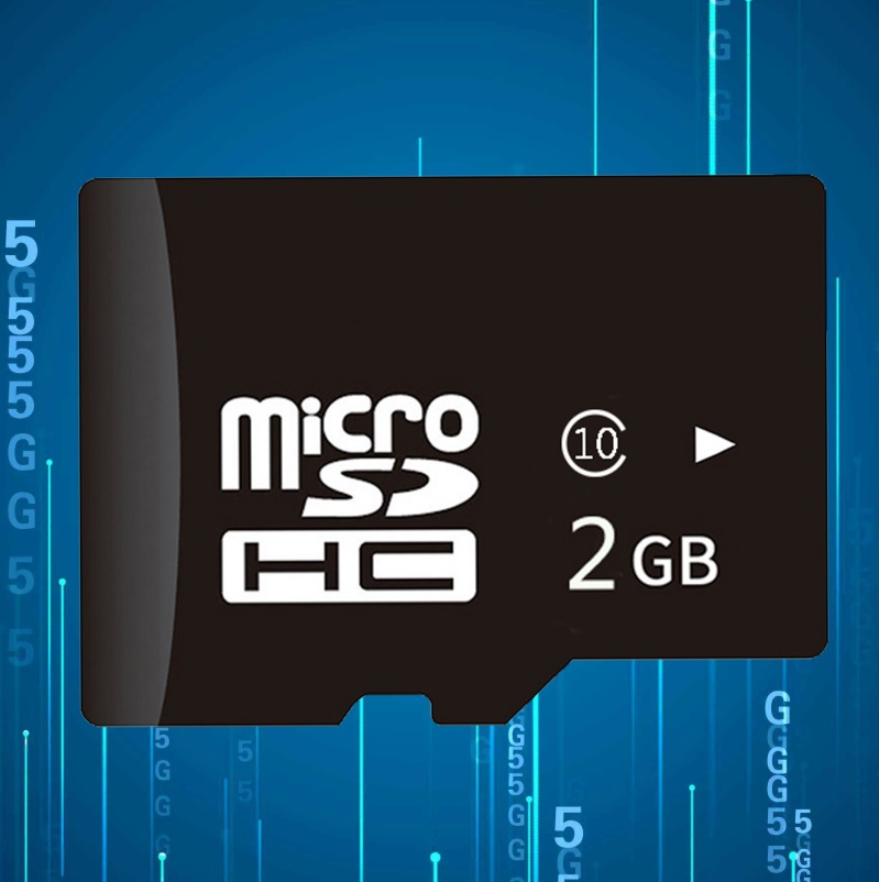 Micro SD карта 2 Гб класс 10 Флэш-карта памяти MicroSD TF карта 2 Гб Micro SD карта