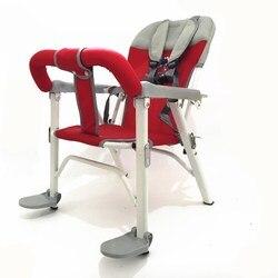 Rower fotelik tylne rowerów górskich po siedzeniu E dla dzieci rower dla dzieci dla niemowląt fotelik bezpieczeństwa na