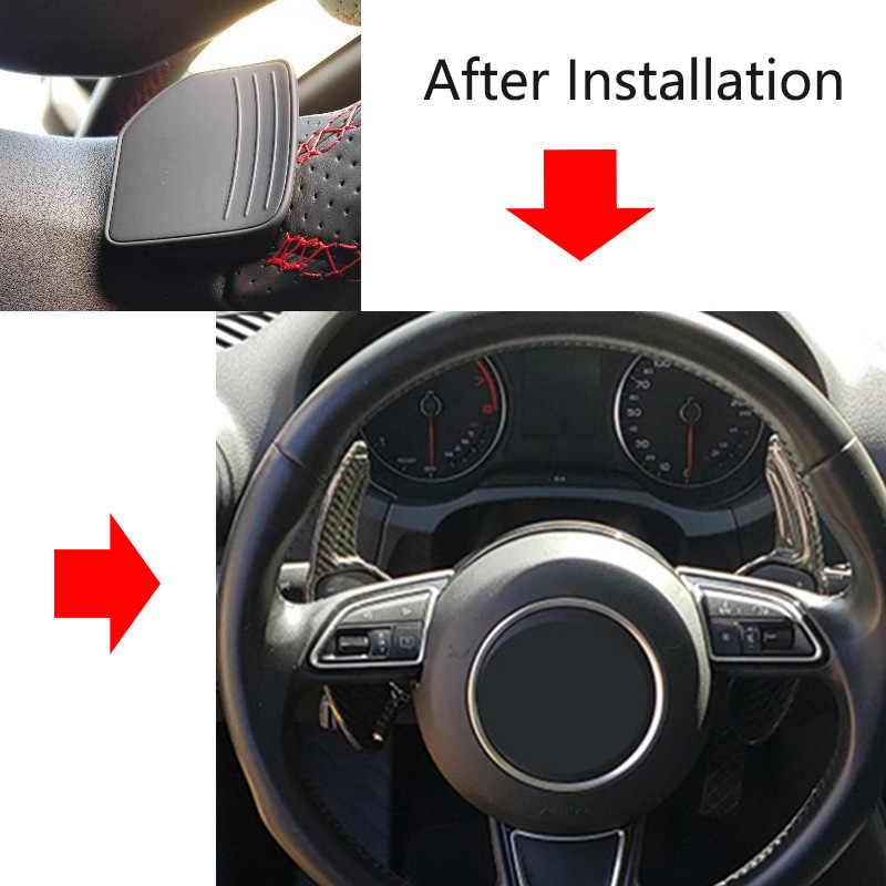 ألياف الكربون عجلة التحول مجداف التحول تمديد ل سيات الحمراء/Ateca/ليون FR/ليون/ليون 4 5F