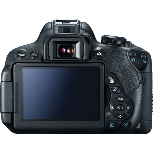 Image 2 - Canon 700D / Rebel T5i DSLR Digital Camera with 18 55mm Lens  18 MP   Full HD 1080p Video  Vari Angle Touchscreen (New)