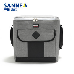 24л сумка-холодильник портативный автомобильный термо-пакет для еды для льда термальный холодильник для хранения обеда сумка для пикника ко...