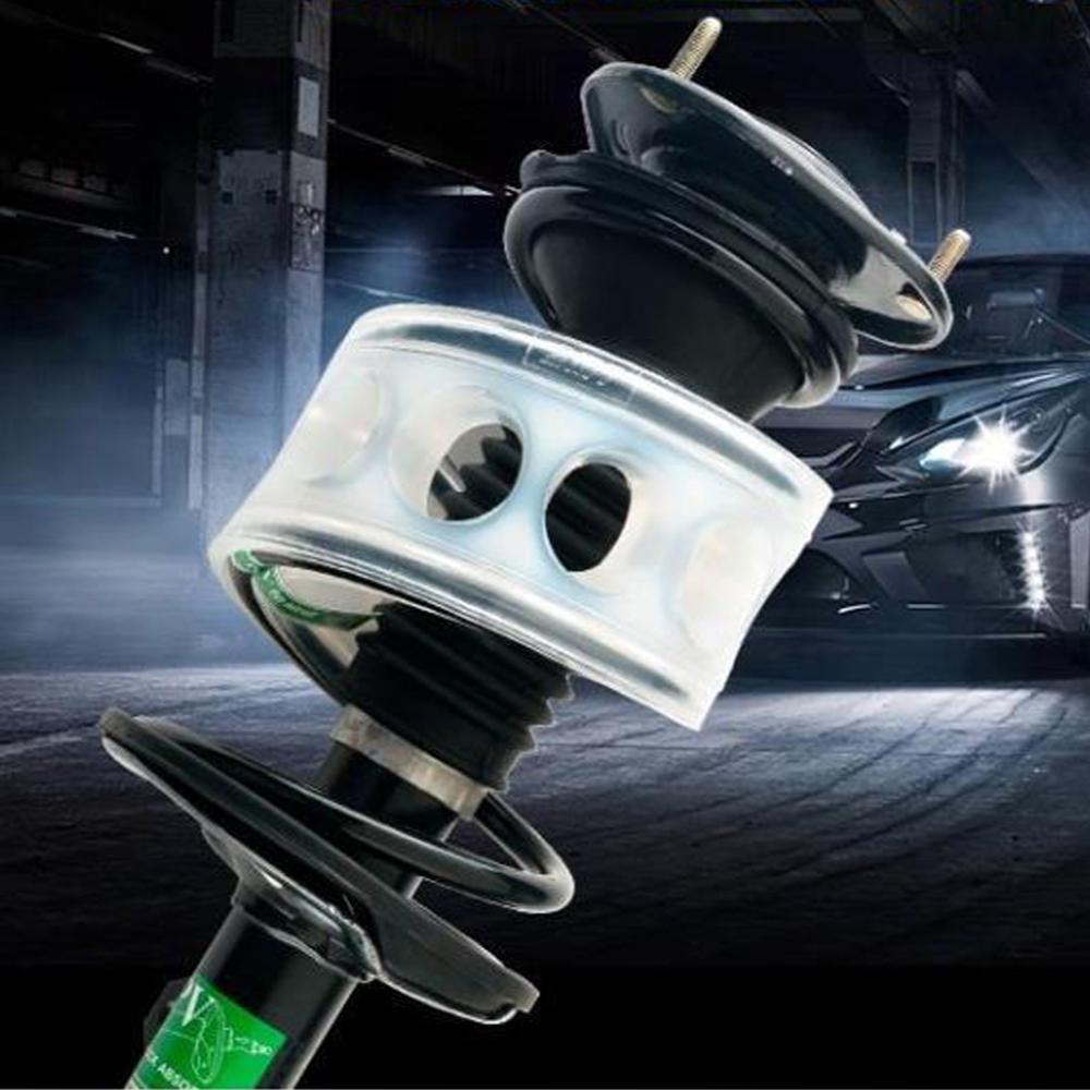 カーアクセサリー車の自動ショックアブソーバー電源春バンパーユニバーサル車クッションサスペンションバッファ卸売 CSV