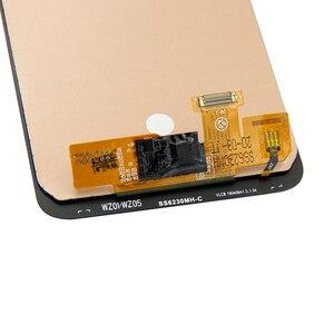 Image 5 - AAA LCD عرض لسامسونج غالاكسي A50 A505 SM A505F A505DS A505F A505A LCD عرض تعمل باللمس محول الأرقام الجمعية + الإطار