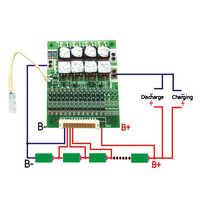 13S BMS 50A 48V 18650 Li-Ion Lithium-Batterie Schutz Bord PCM BMS 13S Balance Schaltung Lade Bord für Elektrische Fahrzeuge