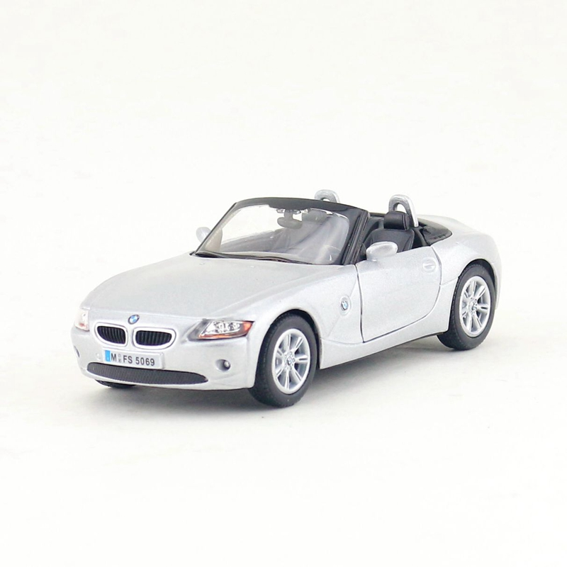 High Simulation Exquisite Diecasts & Toy Vehicles: KiNSMART Car Styling Z4 Convertible Coupe 1:32 Alloy Sportcar Model Toy Car