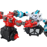 Smart Remote Control Rotating Boxing Athletic Battle Robot Parent And Child Interactive Game CHILDREN'S Toy Gift