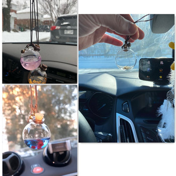 Car interior ornaments Perfume pendant Air Freshener for Dacia duster logan sandero stepway lodgy mcv 2 Renault Megane Modus image