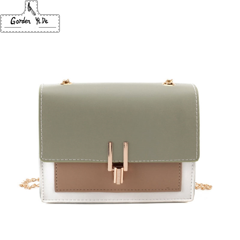 New Small Flap Crossbody Bags For Women 2019 Summer PU Leather Shoulder Messenger Bag For Girl Handbag Bolsas Ladies Phone Purse