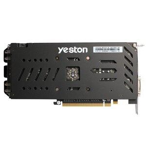 Image 2 - Tarjeta gráfica para videojuegos, de Yeston rafon RX590, 8G, GDDR5, 256bit, PCI Express x16 3,0 DVI + HDMI + 3 * DP para escritorio