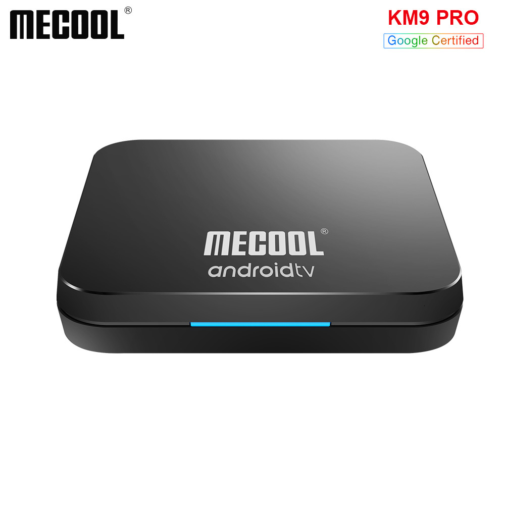 <font><b>KM9</b></font> ATV <font><b>Android</b></font> <font><b>TV</b></font> 9.0 <font><b>MECOOL</b></font> <font><b>KM9</b></font> PRO 4GB 32GB Amlogic <font><b>S905X2</b></font> 4K Voice Remote 2.4G 5G Dual Wifi BT4.0 <font><b>Android</b></font> 9.0 <font><b>TV</b></font> <font><b>Box</b></font> image