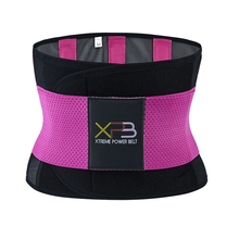 Plus Size 3XL Neoprene Shapewear Waist Trainer Cincher Corset Women Body Shaper Slimming Belt Girdles Firm Control