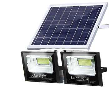 Solar Light Outdoors Street Lamp One Plus Two Household Courtyard Foco Solar Led Exterior Waterproof Modern - DISCOUNT ITEM  54 OFF Lights & Lighting