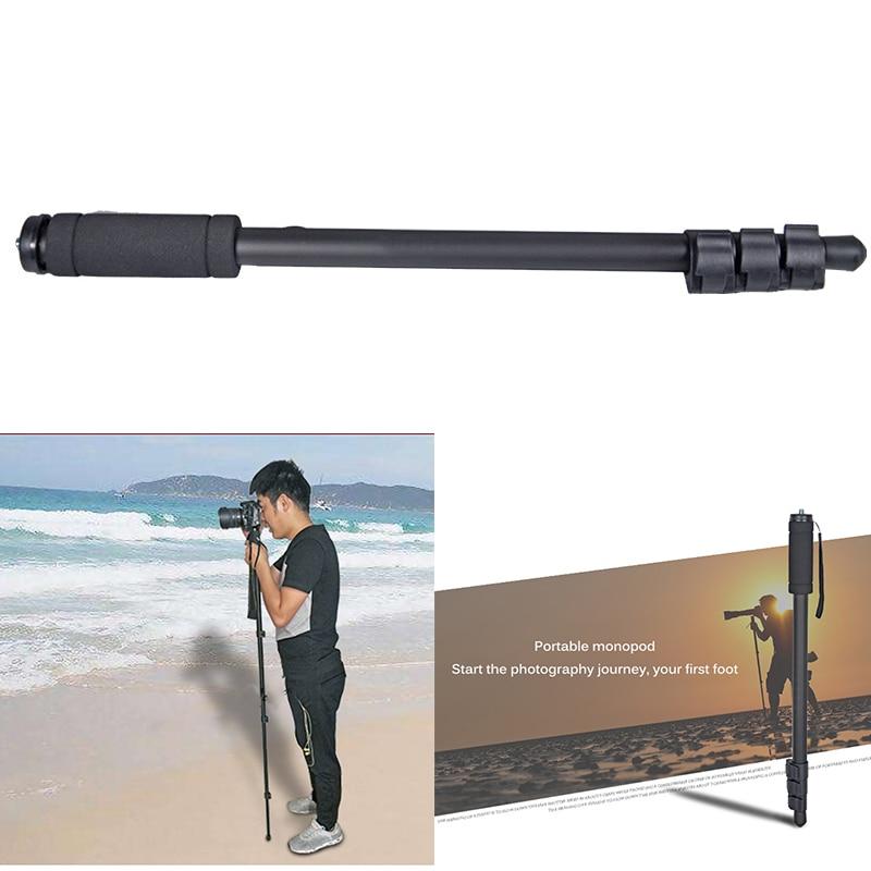 Lightweight Telescopic Pole Walk Stick Extendable Portable Adjustable Photography Mini Video Camera Monopod For Nikon Canon