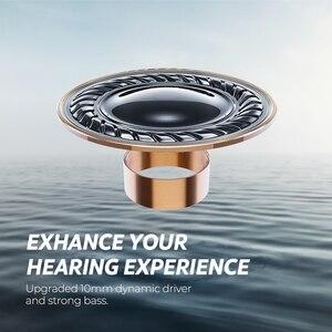 Image 3 - SoundPEATS Bluetooth 5.0 Wireless Earphones IPX6 Magnetic in Ear Wireless Earbuds 14Hours Play time APTX HD CVC Q12 HD