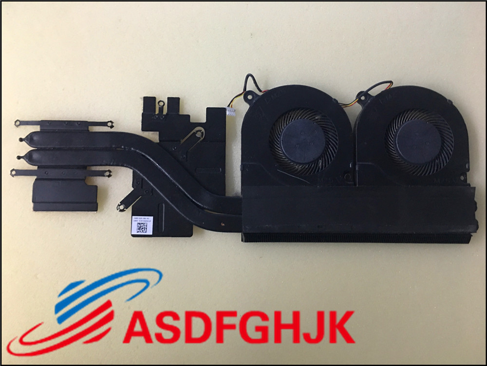 Original FOR Acer Nitro 5 AN515-51 Radiator And Fan DC28000JRF0 AT20Z0010C0 Test OK