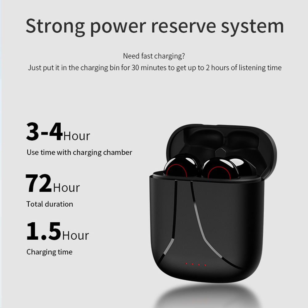 lowest price L31 TWS Bluetooth earphone music Earpieces business headset sports earbuds suitable wireless Headphones For xiaomi huawei iphone