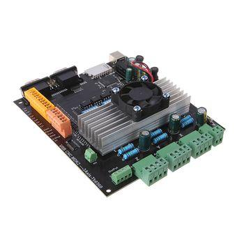 24V 3.5A USB MDK2 CNC 3 Axis tb6560 Stepper Motor Driver Board For Engraving Machine
