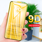 9D HD Tempered Glass...