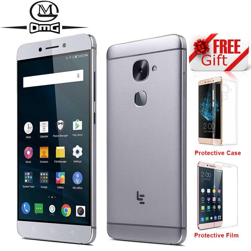 Nouveau Original LeTV LeEco le 2X520 Snapdragon 652 Octa Core téléphone mobile Android 6.0 3GB RAM 32GB 64GB ROM 4G Smartphone double sim