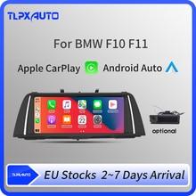 "10.25 ""Draadloze Apple Carplay Android Auto Head Unit Voor Bmw Serie 5 F10 F11 F18 Gps Navigatie Head Unit"