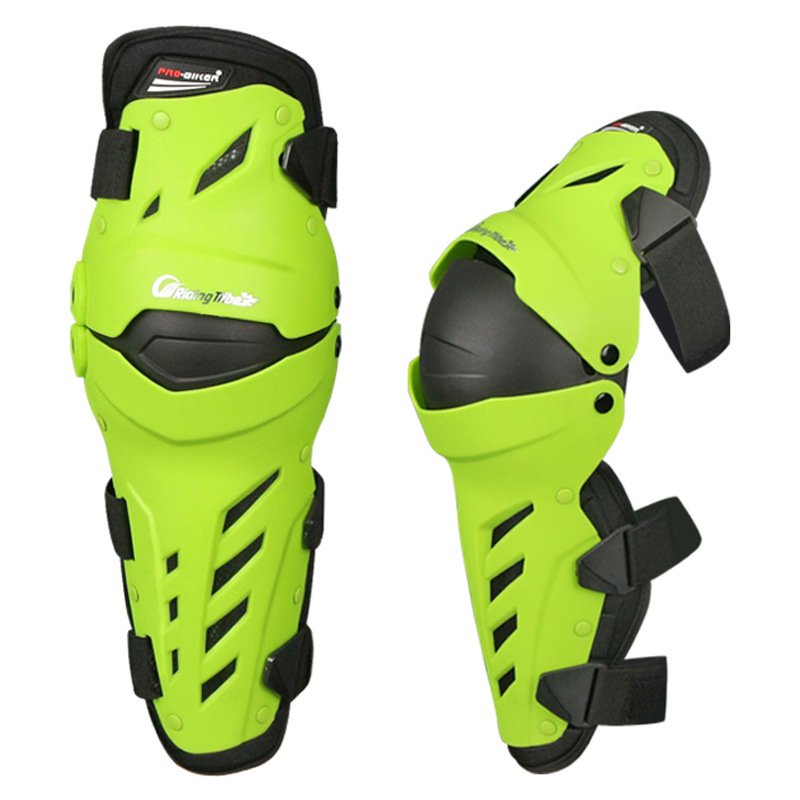 Summer Motorcycle Protective Gears Windproof Off-road Riding Kneelet Leg Knight Shatter-resistant Full Set Armor Equipment Four