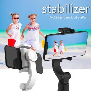 Image 3 - Draagbare Verstelbare Telefoon Ptz Stabilisator Anti Shake Handvat Stabilizer Selfie Stick Voor Ios Android Mobiele Telefoon Universele