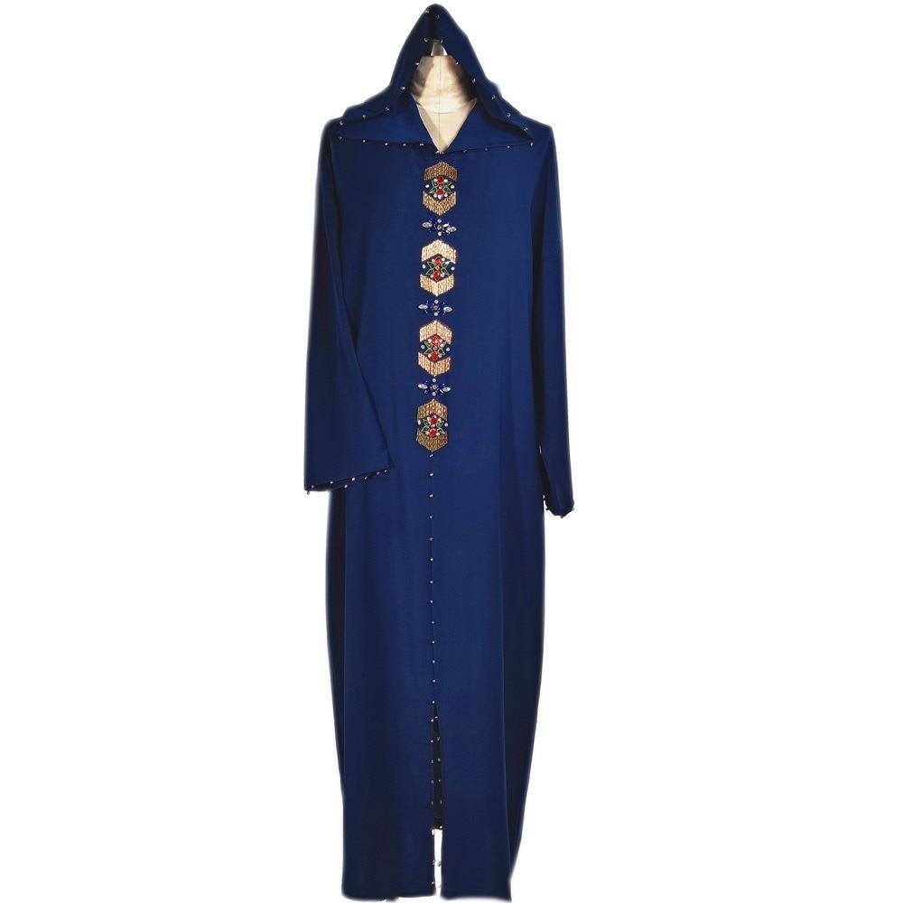 Abaya Dubai Turkey Hijab Muslim Dress Islam European Clothing African Dresses For Women Robe Musulman De